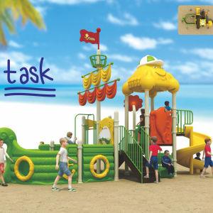 Kindergarten Nursery School Outdoor Playground Slide Equipment For Kids