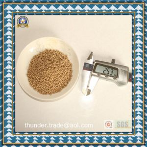 Supply Zeolite 13X Molecular Sieve for Nh3 Synthesis Gas Drying and Purifying