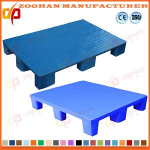 Standard Size Durable Stackable Logistic Flat Surface Plastic Pallet Zhp11