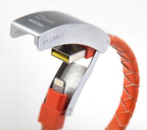 Short Micro Usb Charging Cable Bracelet