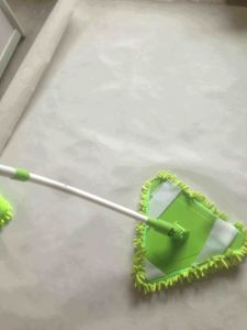 Trigangle Mop with Flex Handle pictures & photos