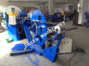 Stainless Steel Spiral Tube Forming Machine with Automatic Cutting System pictures & photos
