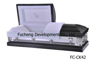 Chinese Factory Abundant Supply Steel Coffin