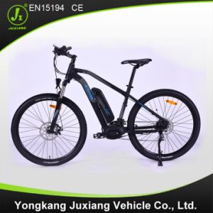 Hot Sale Aluminium Alloy Frame Electric Mountain Bike pictures & photos