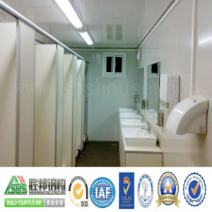 40 Feet Ablution Container House