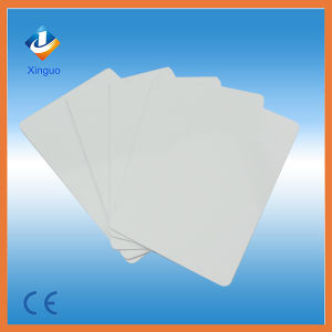 Low Cost 125kHz RFID PVC Blank Door Access Control Card pictures & photos