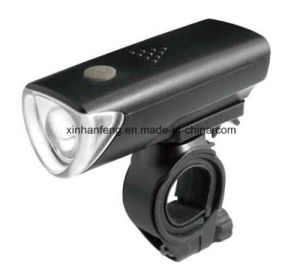 Waterproof Bicycle Head Light (HLT-117) pictures & photos