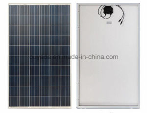 for Solar System Use 250W Poly Solar Panel pictures & photos