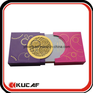 Custom Laser Die Cut Pearl Paper Envelope Chinese New Year Red Pocket pictures & photos