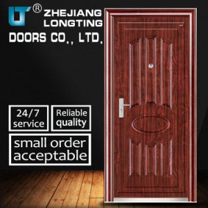 Elegant Metal Door with Different Color pictures & photos
