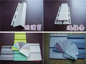 PVC Siding Wall Decorative Panel Production Line pictures & photos