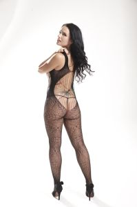 Spider Web Pattern Sexy Fishnet Bodystocking 8887 pictures & photos
