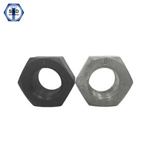 DIN934 Hex Nuts Class8 Black Finish&H. D. G