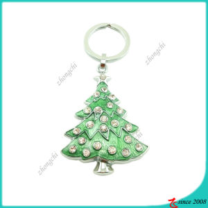 Metal Christmas Tree Key Chain (KC)