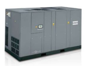 Atlas Copco Oil Injected Screw Air Compressor (GA160VSD FF)