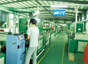 Physical Foaming Extrusion Line (qf-25+35) pictures & photos