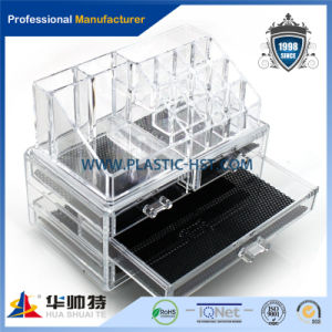 Popular Wholesale-Multi-Functional Clearly Acrylic Makeup Organizer--Hst pictures & photos