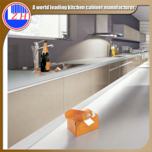 China Grey Plywood Water Resistant Kitchen Cabinet Glossy China Kitchen Cabinets Kitchen Furniture