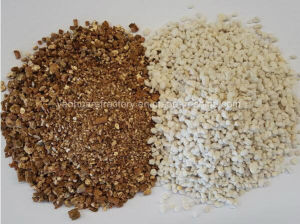 Vermiculite perlite expanded for horticultural and hydroponics