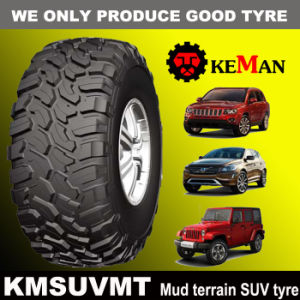 Sport Utility Vehicle Tyre Kmsuvmt (LT215/85R16 LT235/85R16 LT215/75R15 LT235/75R15) pictures & photos