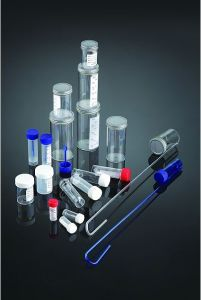FDA Registered and Ce Approved 150ml Sample Containers with Metal Cap pictures & photos