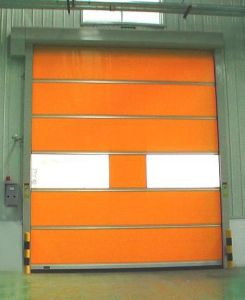 Roll up Fast Door with High Quality