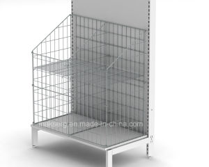 Powder Coated Metal Storage Shelf for Malls pictures & photos