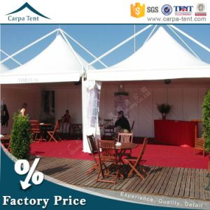 Simple Outdoor 5X5m Aluminum Pagoda Tents for Party and Event pictures & photos