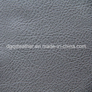 High Scratch Resistant Furniture Leather (QDL-50316) pictures & photos