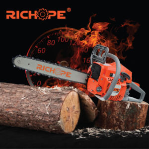Gasoline High Efficiency Chainsaw (CS5280) pictures & photos