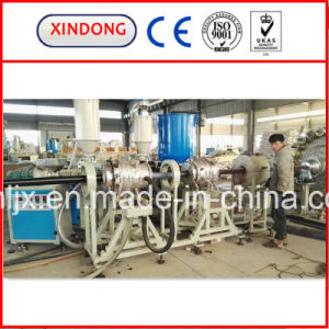 Composite Reinforced HDPE Pipe Making Machine pictures & photos