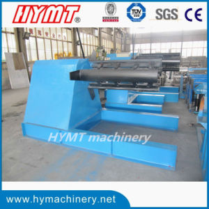 HY-5T hydraulic steel coil decoiler machine pictures & photos