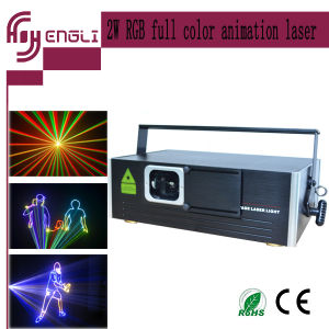RGB Stage Effect Light 3D Animation Laser (HL-J086)