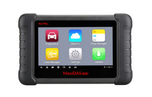 Autel Maxidas Ds808 Automotive Diagnostic & Analysis System All Electronic Systems Live Data ECU Programming Upgrade From Ds708 pictures & photos