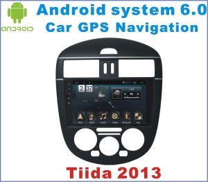 Android 6.0 Car Stereo for Nissan Tiida L 2011-2015 with Car GPS