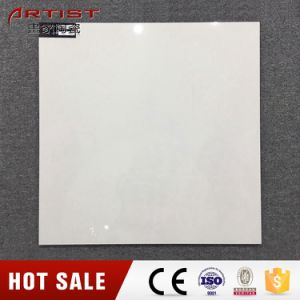 Promotion Glossy White Glazed Porcelain Floor Tile