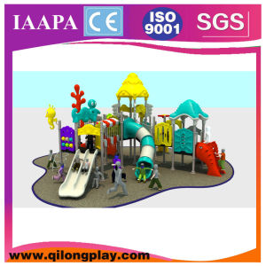 Hot Design Kids Outdoor Playground (QL--057) pictures & photos