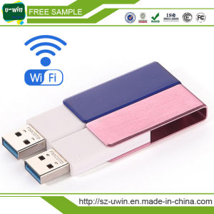 OEM Smartphone WiFi USB Flash Drive 32GB Wireless USB Disk 8GB 16GB Wi-Fi USB Stick