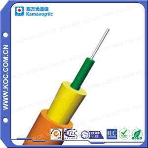 Fiber Optic Simplex Round Indoor Cable pictures & photos