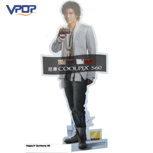Camera Promotion Marketing Display Cardboard Standee Stand