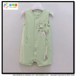 Sleeveless Baby Clothing High Quality Baby Infant Romper pictures & photos