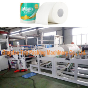 Laminated Toilet Paper Slitting Rewinder Machine pictures & photos