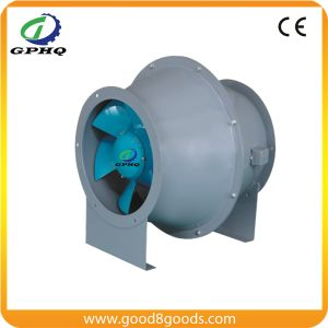 Mf 0.5HP/CV 0.37kw Copper Wire Diagonal Flow Ventilation Fan pictures & photos