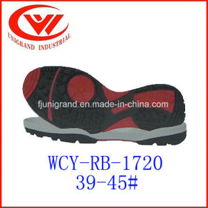 High Quality Rubber Outsole for Making Soccer Shoes pictures & photos