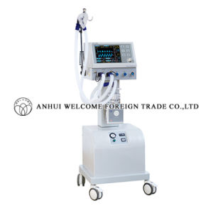 Medical ICU Ventilator Machine PA-700b