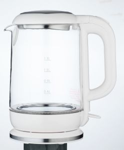 Kitchenware Electric Glass Kettle Rea Maker pictures & photos