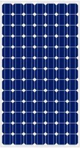 Haochang Solar Module 72 Cells Solar Panel Mounted on Flat Rooftop pictures & photos