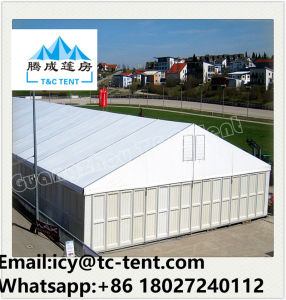 China Supplier Large Outdooor 15*25m Warehouse Storage Tent