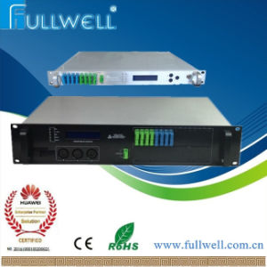 OEM 8 Ports High Power Optical Amplifier / 1550nm CATV EDFA (FWA-1550H-8XN) pictures & photos