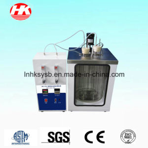 HK-0722 High-Temperature Foaming Charaterstic Apparatus pictures & photos